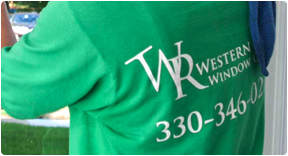 Work for Western Reserve Window Cleaning