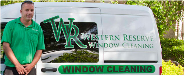 Greater Akron Window Cleaning Services